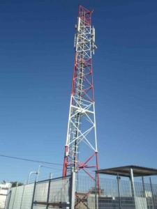 Vérification de pylône télécommunication mobile avec ou sans relevé Technique